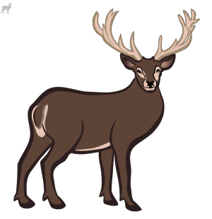 Deer  icon png