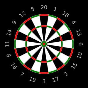 Dartboard icon png