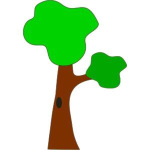 Tree Silhouettes icon png