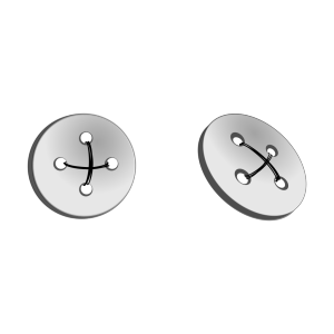 Gray Button icon png