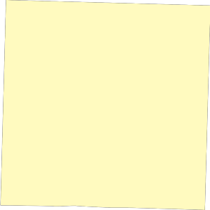 Yellow Light Bulb icon png