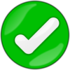 Ok Button icon png