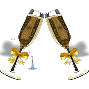 Champagne No Back icon png