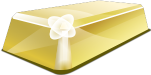 Try Gold Butten Hp icon png