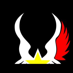 Maroon Bird icon png