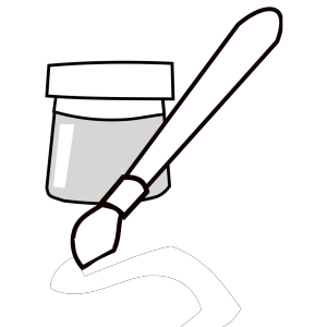 Paintbrush icon png