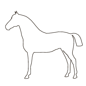 Horse Art icon png