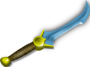 Bread with Knife icon png