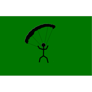 Parachute Icon icon png