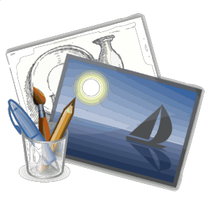 Painting And Drawing icon png