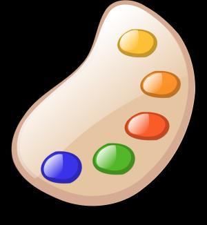 Color Af icon png