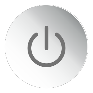 On Button icon png