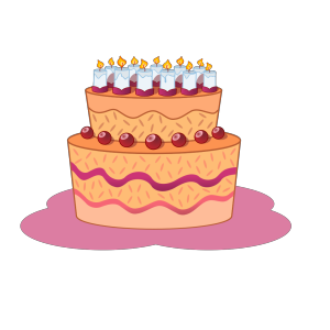 Gateau icon png