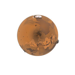 Mars icon png