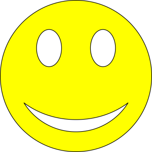 Smiling Smiley icon png