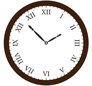 Analog Clock icon png