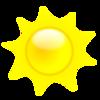 Summer Shining Sun icon png