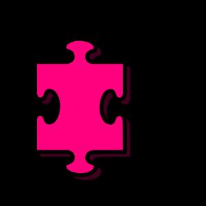 Jean Victor Balin Icon Puzzle Blue icon png
