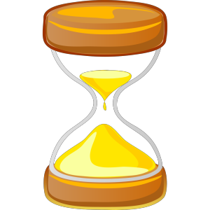 Hour Glass icon png