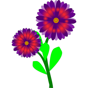 Rain Flowers icon png