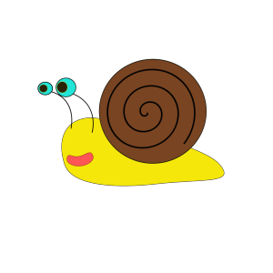 Snail 3 icon png
