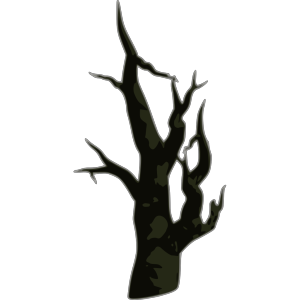 Bare Dead Tree icon png