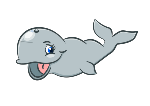 Whale Icon icon png