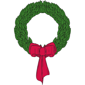 Christmas Wreath icon png
