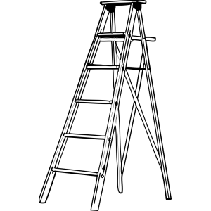 Tall Ladder icon png