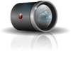 Leftover Bacon Camera Lens icon png