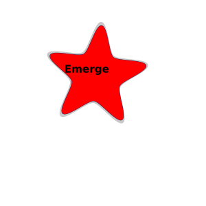 Addon Red Starfish icon png