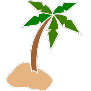 Coconut Tree icon png
