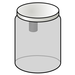 Glass Jar icon png