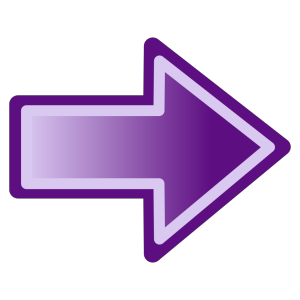 Right Blue Arrow icon png