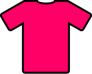 Pink T Shirt icon png