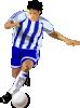 Futbolista Soccer Player icon png