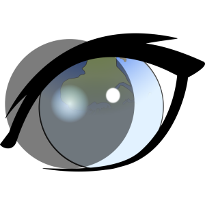 Blue Eye icon png