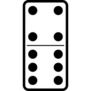 Domino Set 24 icon png