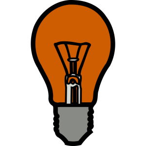 Light Bulb icon png