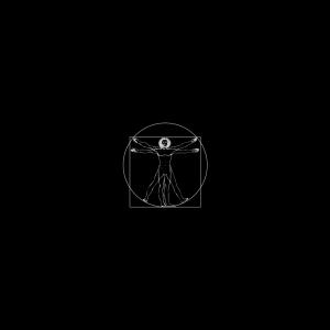 Vitruvian Man icon png
