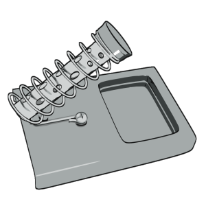 Hexdoll Soldering Iron Stand icon png