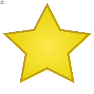 Rocket Emblem Star icon png
