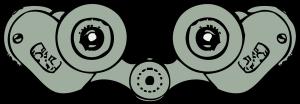 Binoculars icon png