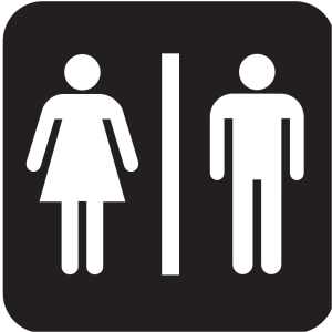 Men Women Bathroom 2 icon png