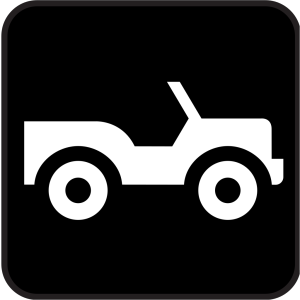 Jeep Truck Car icon png
