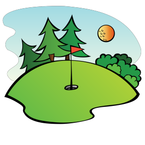 Golf Course icon png