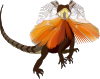 Necked Lizard Dragon icon png