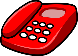 Emergency Telephone Blue icon png