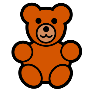 Cartoon Bear icon png