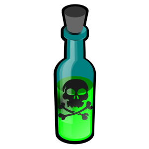 Poison Bottle icon png
